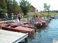 Click to view album: 2006 Minocqua Boat Show